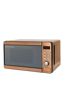 Russell Hobbs Rhmd804Cp 17-Litre Digital Microwave - Copper