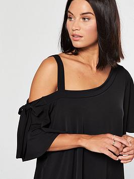 v-by-very-strap-one-shoulder-top-black