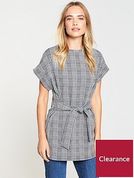 v-by-very-tie-front-longline-top-check