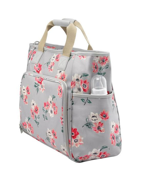 533d1ef1c Cath Kidston Cath Kidston Carry All Nappy Bag - Small Anemone ...