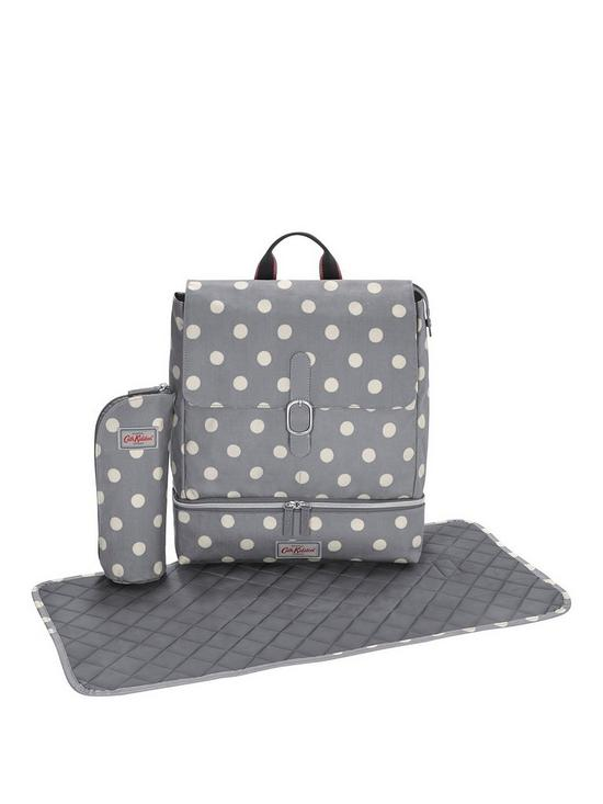 a4c58fef618fd Cath Kidston Changing Rucksack - Button Spot
