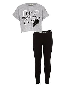 river-island-girls-grey-lsquoparisrsquo-t-shirt-outfit