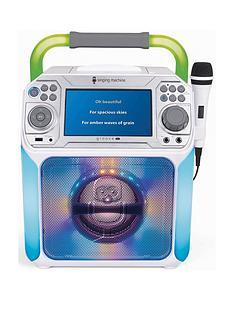 groove-xl-disco-light-dcg-karaoke-system-white