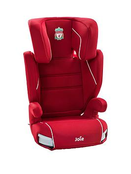 Joie Liverpool Fc Trillo Group 2/3 Car Seat &Ndash; Red Crest
