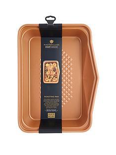 master-class-smart-ceramic-non-stick-4-piece-ovenbaking-set-square-baking-tin-loaf-tin-baking-tray-amp-9-hole-muffin-tin
