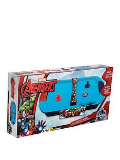 games-avengers-air-hockey-game