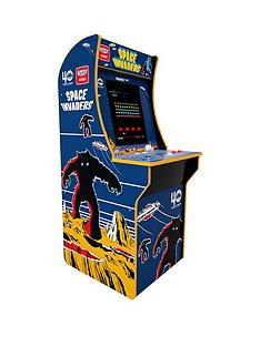games-arcade-1-up-space-invaders