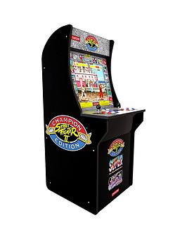 games-arcade-oneup-cabinet-ndash-street-fighter-2