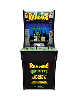 games-arcade-one-midway-rampage
