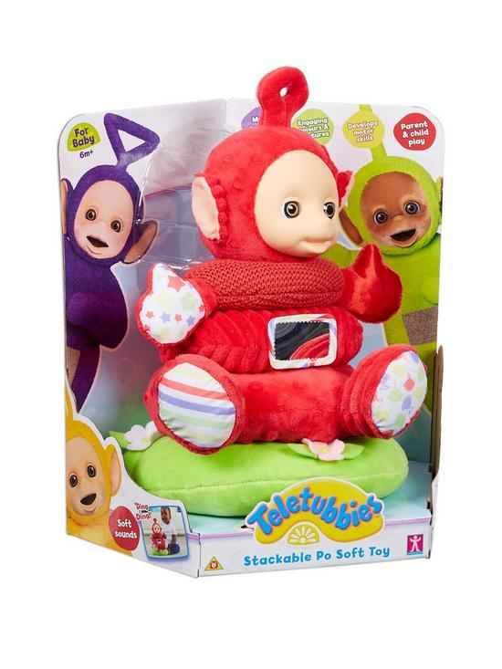 Teletubbies Stackable Po Soft Toy  798a10a080