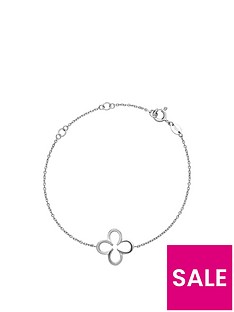 links-of-london-links-of-london-ascot-clover-sterling-silver-bracelet
