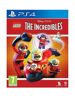 LEGO The Incredibles Mini Figure Edition (PS4) Best Price and Cheapest