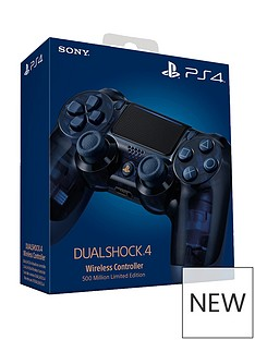 Playstation 4 500 Million Limited Edition DualShock Controller