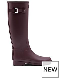 hunter-hunter-refined-tall-wellington-boot