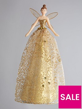 gisela-graham-gold-glitter-fairy-christmas-tree-topper