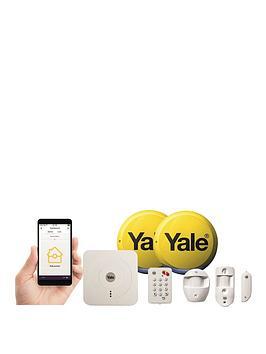 yale-yale-smart-home-alarm-amp-view-kit