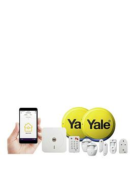 yale-yale-smart-home-alarm-view-control-kit