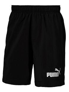 puma-older-boys-woven-short