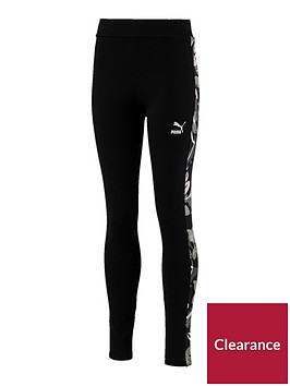 puma-older-girls-printed-legging