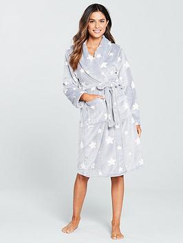 v-by-very-star-jacquard-dressing-gown-greycream