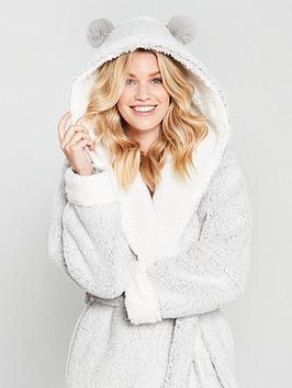 v-by-very-snowy-hooded-pom-pom-dressing-gown-grey