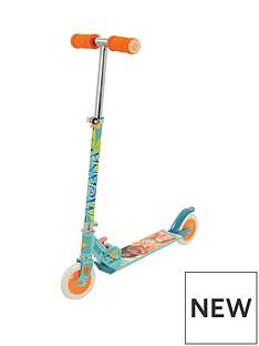 Disney Moana In Line Scooter