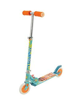 Disney Moana Folding In-Line Scooter