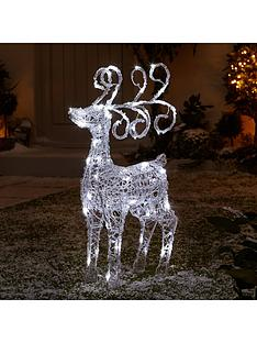 spun-acrylic-light-up-standing-reindeer-outdoor-christmas-decoration