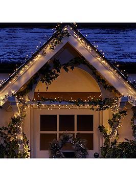 480-warm-white-multinbspfunction-indooroutdoor-christmas-cluster-lights-with-timer