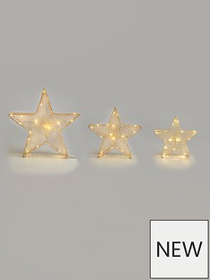 gold-lit-star-light-christmas-decorations-set-of-3