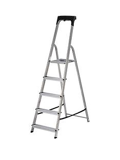 abru-5-tread-high-handrail-stepladder