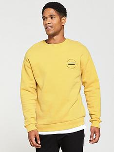 v-by-very-yellow-crew-neck-sweat