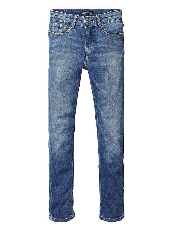 Tommy Hilfiger Boys Scanton Slim Fit Jeans | Childrensalon
