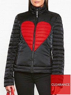love-moschino-padded-heart-motif-jacket-blackred