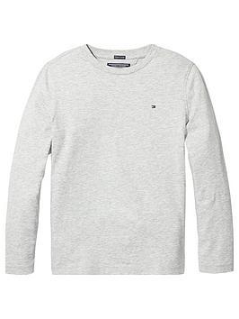 tommy-hilfiger-boys-essential-long-sleeve-flag-t-shirtnbsp--grey-heather