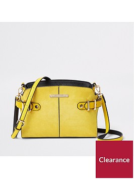 river-island-river-island-crossbody-bag-yellow