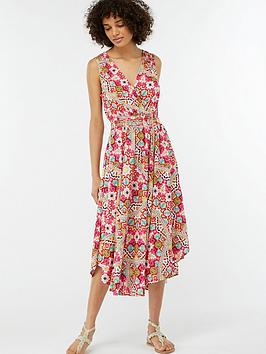 monsoon-kiara-printed-shirred-waist-dress