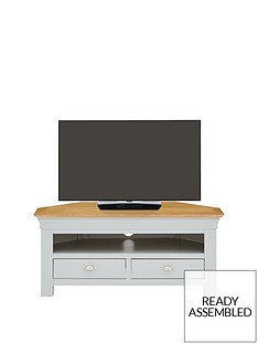 Seattle Ready Assembled TV Unit - fits up to 50 inch TV