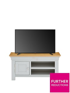 Seattle Ready Assembled TV Unit - fits up to 46 inch TV