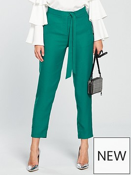 lost-ink-pop-colour-bow-cigarette-pant-greennbsp