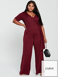 lost-ink-plus-jumpsuit-with-tie-side-oxblood
