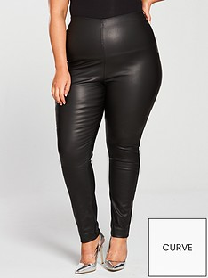 lost-ink-plus-lost-ink-plus-skinny-trouser-in-coated-twill