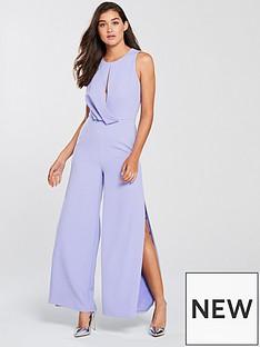 lavish-alice-lavish-alice-draped-asymmetric-wide-leg-jumspuit-lilac