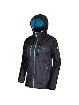 Regatta Calderdale Ii Waterproof Jacket - Iron
