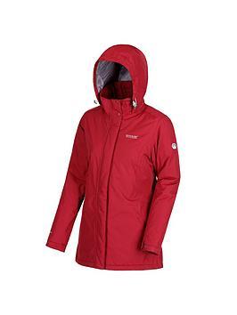 Regatta Blanchet Ii Waterproof Jacket - Red