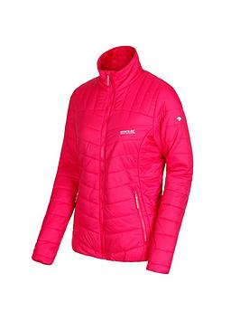 Regatta Icebound Iii Water Repellent Jacket - Fuchsia