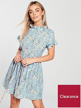 ax-paris-petite-petite-day-dress-blue