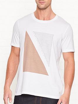folk-quota-print-short-sleeve-t-shirt-white