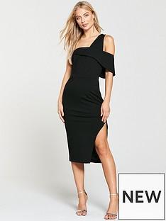 lavish-alice-lavish-alice-one-shoulder-detail-midi-dress