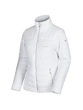 Regatta Icebound Iii Water Repellent Jacket - White